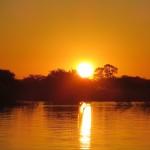 Sonnenuntergang_Okawango