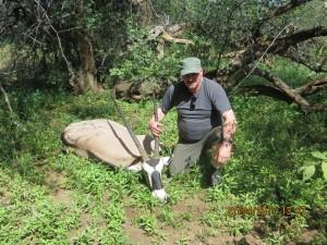 Oryxjagd